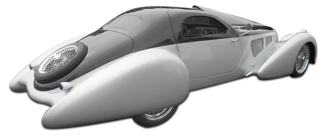Bella Figura Coupe