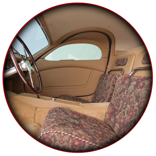 Delahaye Pacific Interior